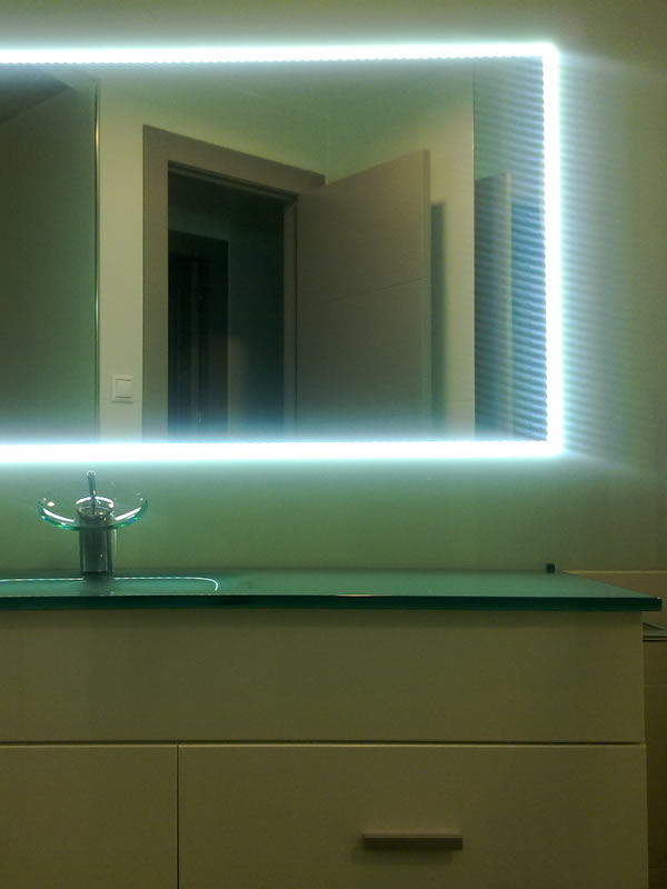 Espejos led - Luces de camerino ...
